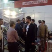 شرکت در سومین نمایشگاه بین المللی حمل و نقل ریلی و صنایع وابسته